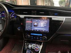 10.1 1Din Android 9.1 Quad-Core 2GB/32GB Adjustable Car Stereo Radio GPS Wifi