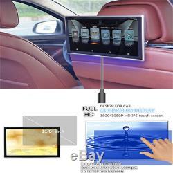 11.6HD 1080P Headrest OBD Player Car Multimedia Back Seat Entertainment Monitor