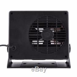 12V 2 in1 Plastic & Ceramics Car Van Fan Heater Warmer Window Defroster Demister