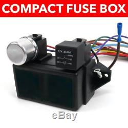 Rat Rod Fuse Box - Schematics Online Rat Rod Headlight Wire Harness on