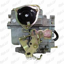 1457 New Carburetor 1 Barrel1946 Holley Style Ford Mercury 200 250 3.3l 6c 78-82