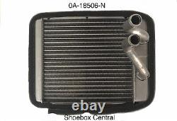 1950 1951 Ford Car Magic Air Heater Core Replacement