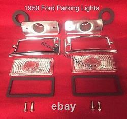 1950 Ford Shoebox Park Parking Light Kit -Save