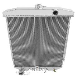 1954 1955 1956 Ford Country Squire RADIATOR, 3 Row Champion Cooling