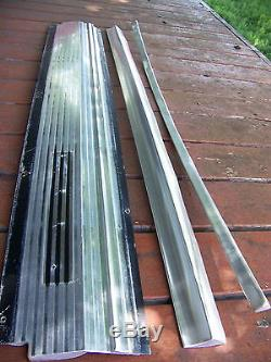1964 Ford Galaxie Country Sedan Squire Station Wagon Tailgate Finish Panel Trim