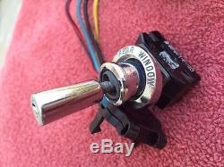 1968 Ford Custom Country Squire Wagon Rear Window Control Toggle Switch