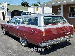 1971 Ford Country Squire Rolls-Royce Station Wagon