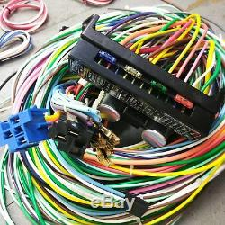 1981 1993 Dodge Ram Truck Wire Harness Upgrade Kit fits painless complete fuse