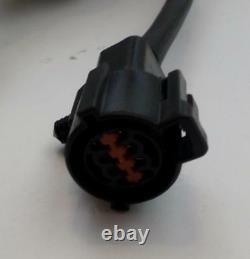 1991-1995 Ford 5.0l 302 Efi Distributor + Blue 45k Coil + Spark Plug Wires USA