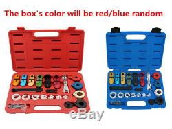 22PCS A/C Fuel Transmission Line Disconnect Tools Kit For American&Japanese Car