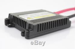 4PC 4X6 H4651/4652/4656/4666 Black Headlights Conversion/8000K H4 Bi-Xenon HID