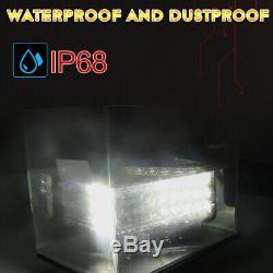 4Pcs 4x6 Headlamp 4x6 LED Headlight Hi/Lo Sealed Beam For Isuzu NQR NPR NPR-HD