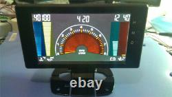 5 6 IN 1 Car LED Tachometer, Volts, Clock, RPM, Water Temp, Oil Temp, Oil Press Gauge