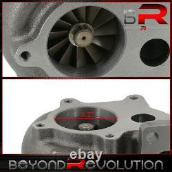 50 Trim Compressor Turbocharger Turbine T3 T4 T04B. 63 A/R Turbo For Car Truck