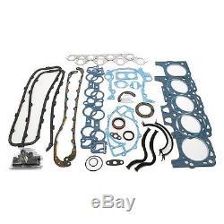 68-85 Big Block Ford Engine Overhaul Gasket Kit 429 460 385 Series BBF 260-1013