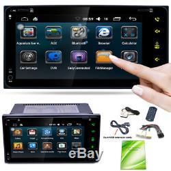 7inch Bluetooth Car in-dash Stereo Multi Player HD Radio FM/AM GPS Navi Wifi USB