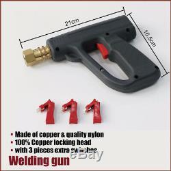 86x Metal Dent Repair Puller Car Tool Spot Welding Torch Hook Washer Panel Beat