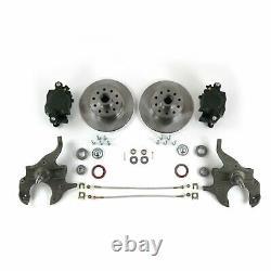 A Body 2 Drop Disc Brake Conversion