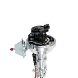 Billet Electronic Distributor Coil 55-62 Ford Mercury 256 272 292 312 V8 Y-Block