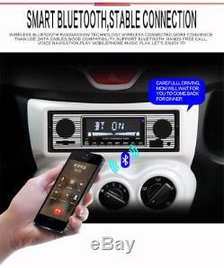 Bluetooth 4-CH Output Car In-dash MP3 Stereo Radio Player FM USB/SD/AUX & Remote