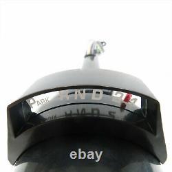C10 1960-1966 Chevy Truck Black Tilt Steering Column Shift Automatic Indicator