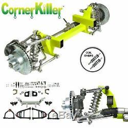 CORNERKILLER IFS FRONT END uses mustang ii 2 spindles universal 56.5 CK kit