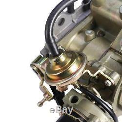 Carburetor Type Carter YFA 1 Barrel Electric Choke Fit For Ford 4.9L 300 CU F150
