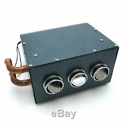 Compact Heater Under Dash Hot Rod Rat Street Custom Vintage Style Lowrider Bomb