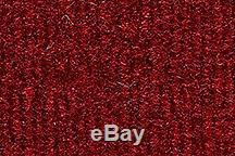 Complete Cutpile Carpet Oxblood for Ford LTD Country Squire 4 Door 1975-1978