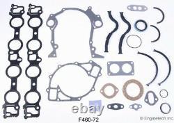 Complete Engine Overhaul Gasket Set for 1968-1985 Ford Big Block 429 460