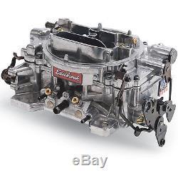 Edelbrock 1805 Thunder Series AVS Carburetor 650 CFM Manual Choke