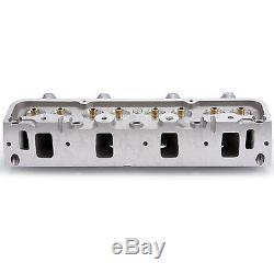 Edelbrock 60057 Ford 390 FE Performer Aluminum Cylinder Head 170cc Intake Ports