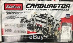 Edelbrock Carburetor-Performer Series 1406