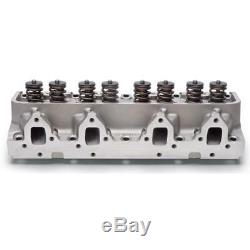 Edelbrock Cylinder Head Assy 60069 Performer RPM 170cc 72cc for Ford 390-428 FE