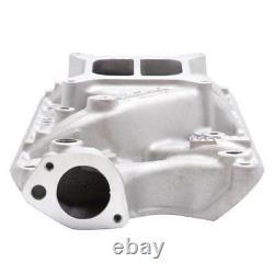 Edelbrock Intake Manifold 2121 Performer Satin Aluminum for Ford 289/302 SBF