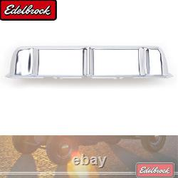Edelbrock Signature Series Valve Covers For Ford 260-289-302 & 351W Short Style