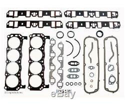 Engine Remain Rering Overhaul Kit for 1969-1988 Ford Mercury 351W Windsor 5.8L