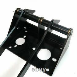 Firewall Mount Clutch/Brake Pedal Assembly Custom Manual 5 6spd Universal Swap