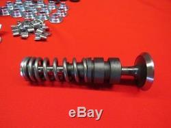 Flathead Ford Valvetrain kit valves guides springs 1932-48 conversion 221 239ci