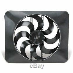 Flex-A-Lite 180 Black Magic X-Treme Electric Puller Fan