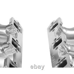 Flowtech 32169FLT Small Block Ford Turbo Headers, Ceramic Coated