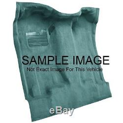 For 1965-68 Ford Country Squire 4 Door 80/20 Loop 05-Aqua Complete Carpet Molded