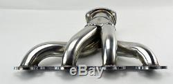 Ford Big Block 429 460 7.0L 7.5L Stainless Shorty Hugger Exhaust Headers