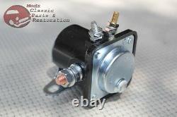 Ford Electric Starter Solenoid Starter Switch New Hot Rad Street Rod Custom New