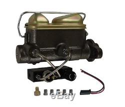 Ford Galaxie Dual Bowl Master Cylinder Kit