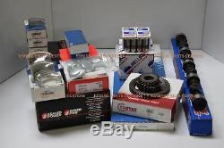 Ford Mercury 460 Stage 3 master engine kit FORGED pistons street cam car 1968-78
