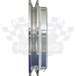 Ford Racing Short Water Pump Pulley Kit Street Rat Rod 302 351W Shorty Short