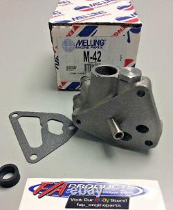 Ford Y-Block 1955 to 1964 V-8 272 292 312 Engines Oil Pump-Stock Melling M-42