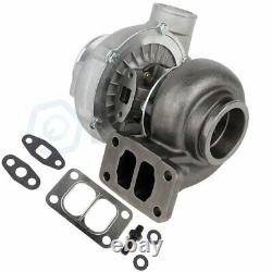 GT35 T70 Turbocharger. 70 A/R Compressor V-Band 600Hp Upgrade T3 for 1.8L-3.0L