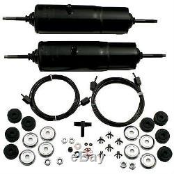 Gabriel Shock/Strut HiJackers Adjustable Air Shock Rear Pair 49105